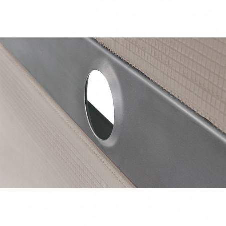Płyta prysznicowa Wiper 800 x 800 mm Liniowa Mistral