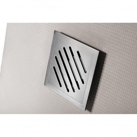 Płyta prysznicowa Wiper 800 x 800 mm Punktowa Zonda