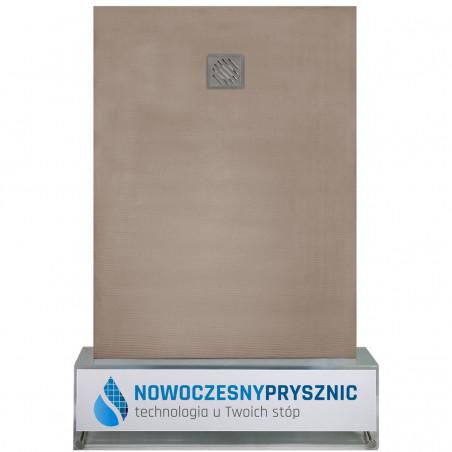 Płyta prysznicowa Wiper 900 x 1850 mm Punktowa Zonda