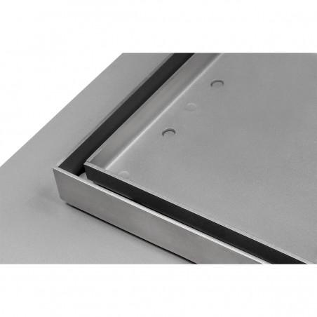 Odpływ punktowy Wiper WP150 Premium Pure