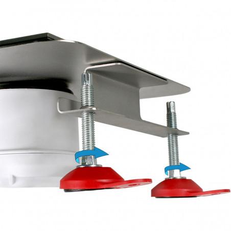 Odpływ punktowy Wiper WP150 Premium Sirocco