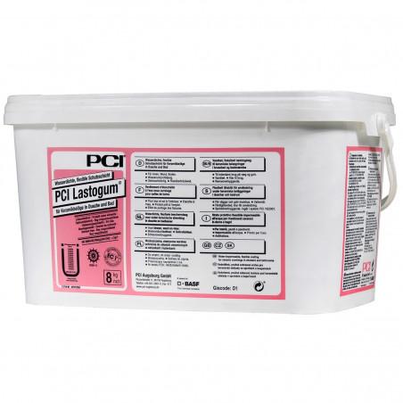 Płynna powłoka uszczelniająca PCI Lastogum 8 kg Biała