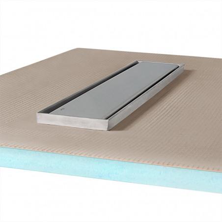 Płyta prysznicowa Wiper 900 x 1200 mm Liniowa Ponente