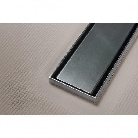 Płyta prysznicowa Wiper 800 x 1200 mm Liniowa Ponente