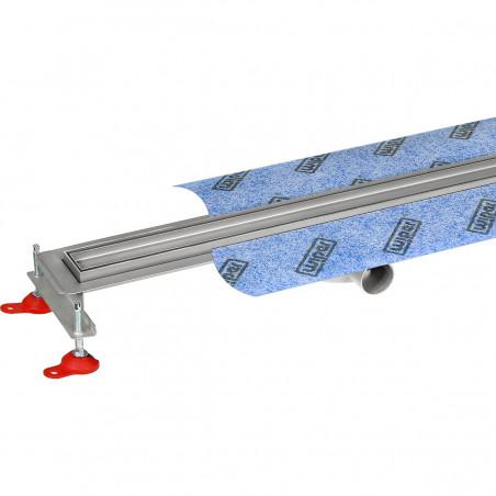 Odpływ liniowy Wiper 900 mm Elite Slim Pure