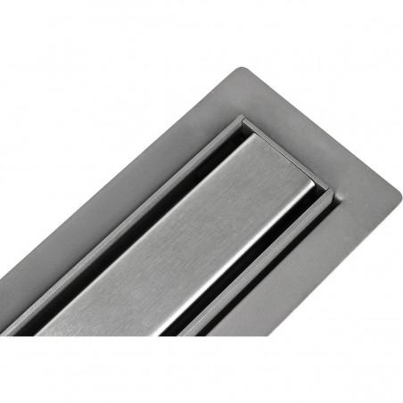 Odpływ liniowy Wiper 1000 mm Elite Slim Ponente