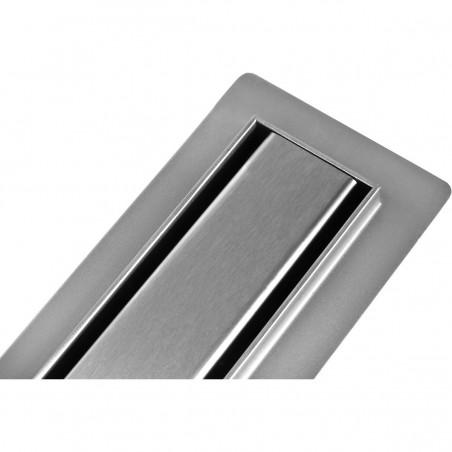 Odpływ liniowy Wiper 600 mm Premium Slim Ponente