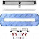 Odpływ liniowy Wiper 900 mm Premium Slim Ponente