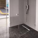 Odpływ liniowy Wiper 1000 mm Premium Slim Ponente