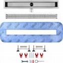 Odpływ liniowy Wiper 1100 mm Premium Slim Sirocco