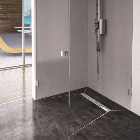 Odpływ liniowy Wiper 900 mm Premium Mistral