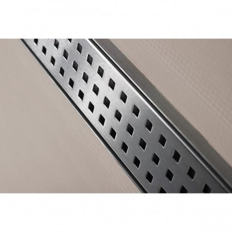 Płyta prysznicowa Wiper 1200 x 1200 mm Liniowa Sirocco