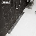 Odpływ liniowy Wiper 600 mm Classic Sirocco