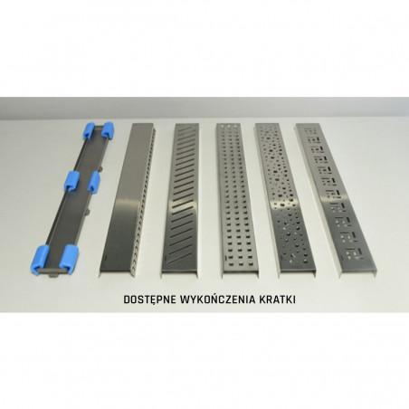 Odpływ liniowy Wiper 1000 mm Classic Sirocco