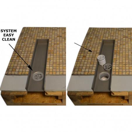 Odpływ liniowy Wiper 500 mm Classic Zonda
