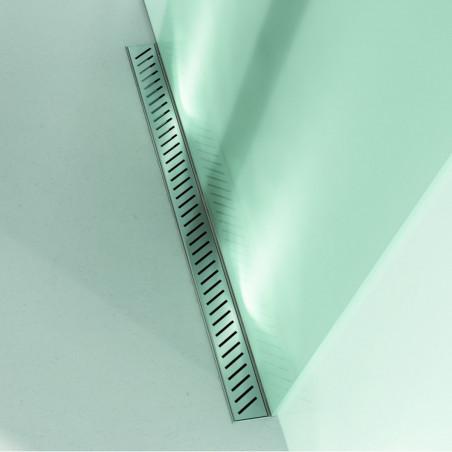 Odpływ liniowy Wiper 700 mm Classic Zonda