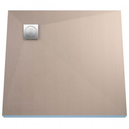 Płyta prysznicowa Wiper 800 x 800 mm Punktowa Ponente