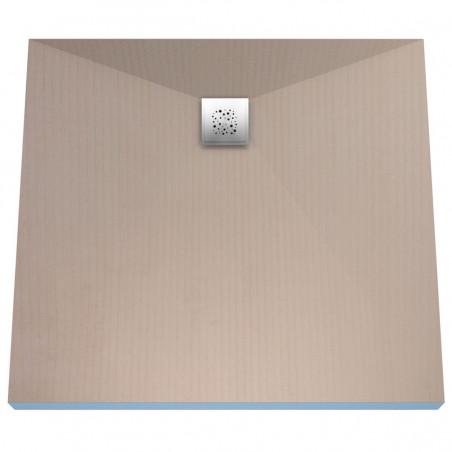 Płyta prysznicowa Wiper 800 x 800 mm Punktowa Mistral