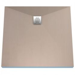 Płyta prysznicowa Wiper 800 x 800 mm Punktowa Sirocco