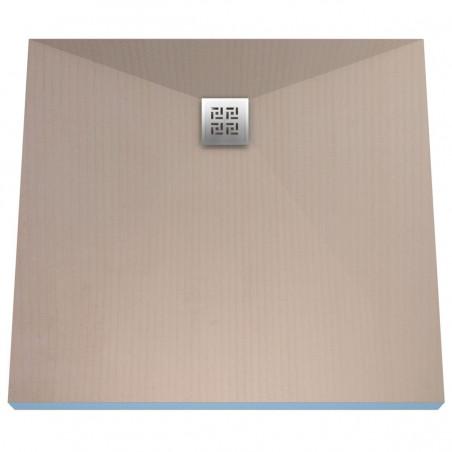 Płyta prysznicowa Wiper 800 x 800 mm Punktowa Tivano