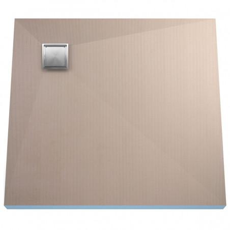 Płyta prysznicowa Wiper 900 x 900 mm Punktowa Pure