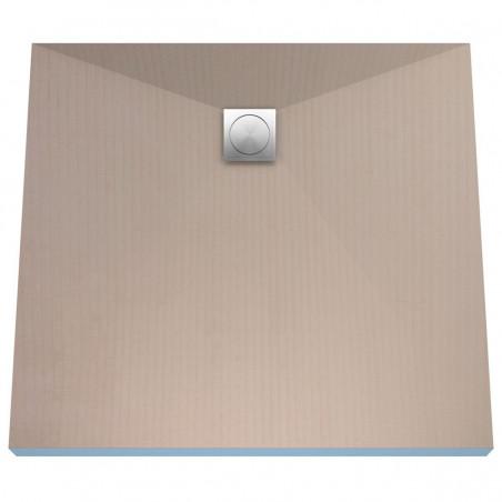 Płyta prysznicowa Wiper 900 x 900 mm Punktowa Ponente