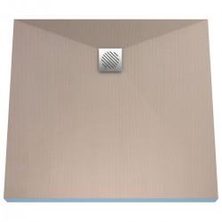 Płyta prysznicowa Wiper 900 x 900 mm Punktowa Zonda