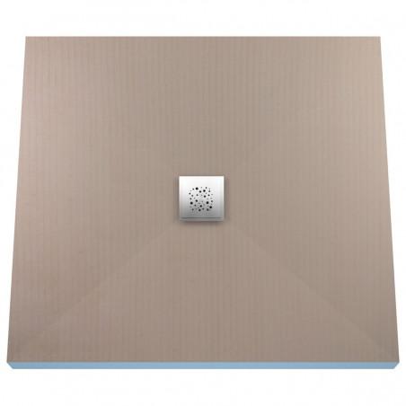 Płyta prysznicowa Wiper 900 x 900 mm Punktowa Mistral