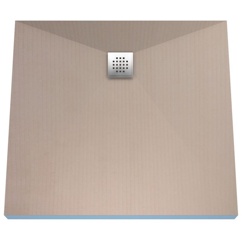 Płyta prysznicowa Wiper 1000 x 1000 mm Punktowa Sirocco