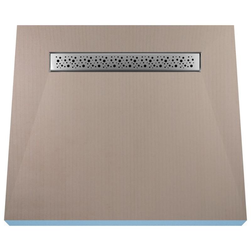 Płyta prysznicowa Wiper 1200 x 1200 mm Liniowa Mistral