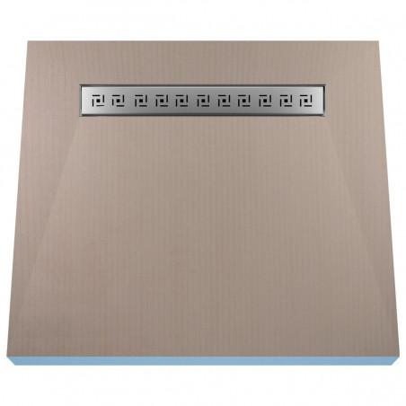 Płyta prysznicowa Wiper 1200 x 1200 mm Liniowa Tivano
