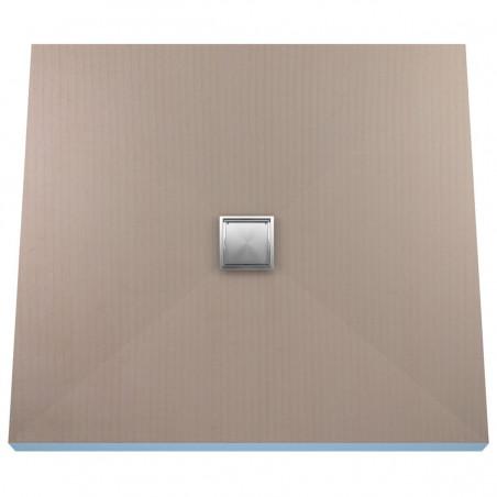 Płyta prysznicowa Wiper 1200 x 1200 mm Punktowa Pure