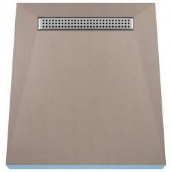 Płyta prysznicowa Wiper 900 x 1200 mm Liniowa Sirocco