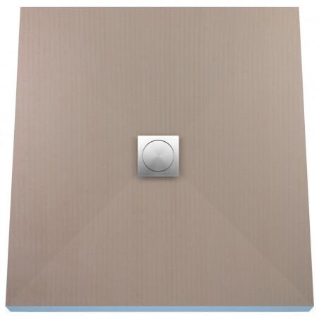 Płyta prysznicowa Wiper 900 x 1200 mm Punktowa Ponente