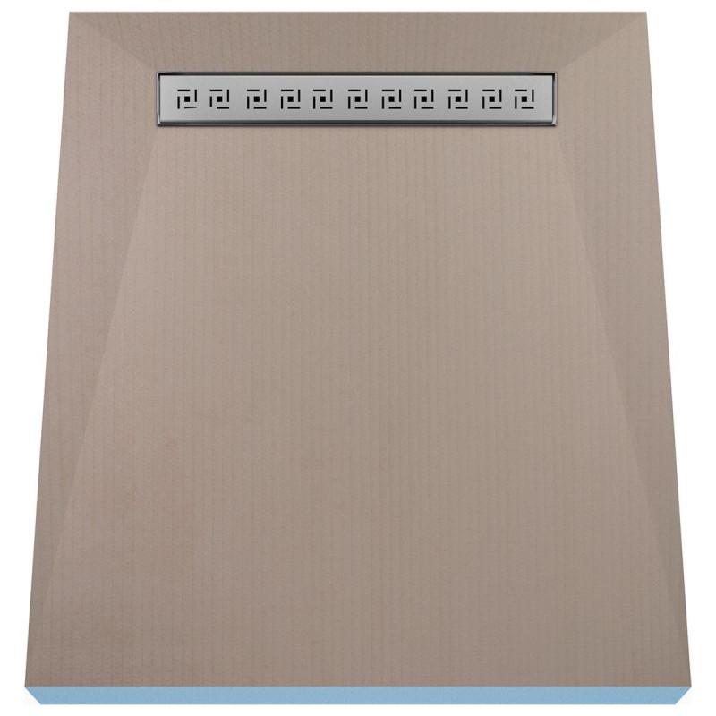 Płyta prysznicowa Wiper 800 x 1200 mm Liniowa Tivano