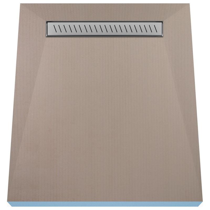 Płyta prysznicowa Wiper 800 x 1500 mm Liniowa Zonda