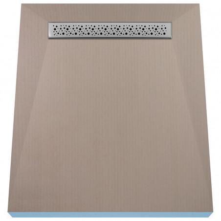 Płyta prysznicowa Wiper 800 x 1500 mm Liniowa Mistral