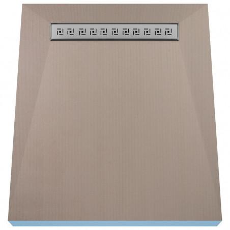 Płyta prysznicowa Wiper 800 x 1500 mm Liniowa Tivano