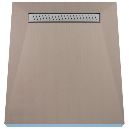 Płyta prysznicowa Wiper 900 x 1500 mm Liniowa Zonda