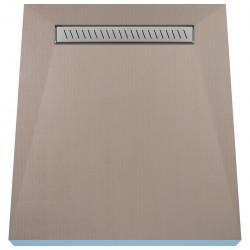Płyta prysznicowa Wiper 900 x 1600 mm Liniowa Zonda