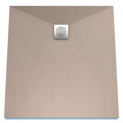 Płyta prysznicowa Wiper 900 x 1600 mm Punktowa Zonda
