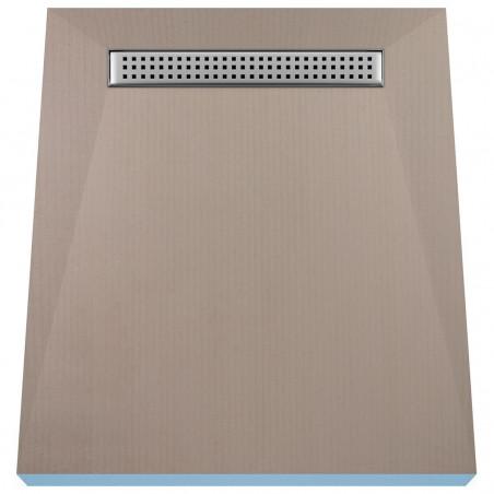 Płyta prysznicowa Wiper 900 x 1700 mm Liniowa Sirocco