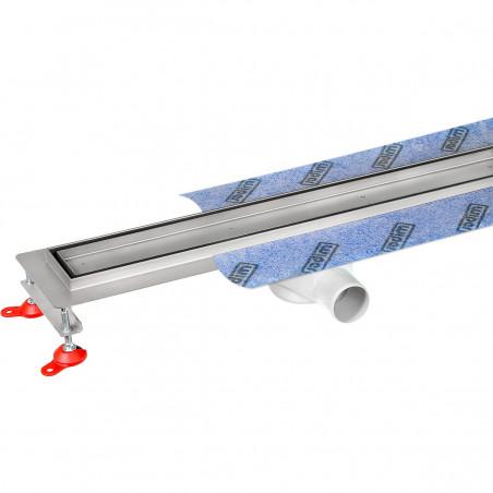 Odpływ liniowy Wiper 500 mm Premium Pure