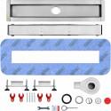 Odpływ liniowy Wiper 800 mm Premium Pure