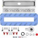 Odpływ liniowy Wiper 600 mm Premium Mistral