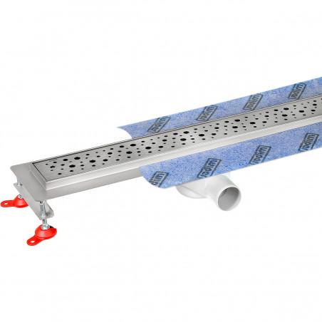Odpływ liniowy Wiper 700 mm Premium Mistral