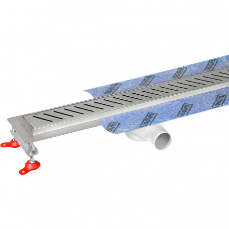 Odpływ liniowy Wiper 500 mm Premium Zonda