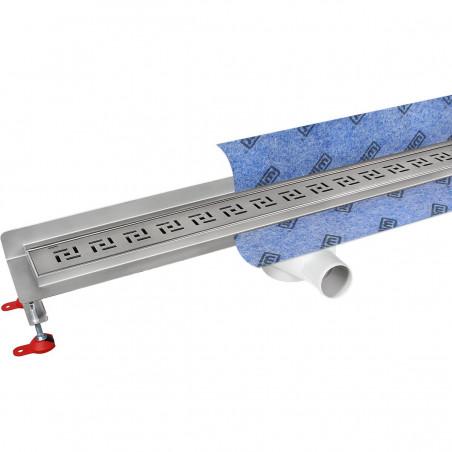 Odpływ przyścienny Wiper 500 mm ZK Tivano