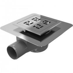 Odpływ punktowy Wiper WP100 Premium Tivano