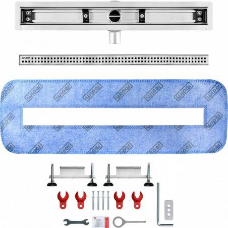 Odpływ liniowy Wiper 1200 mm Elite Slim Sirocco